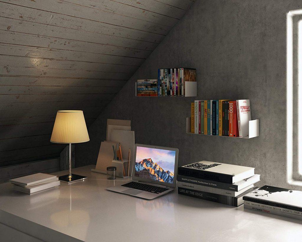 Floating Bookshelves 3