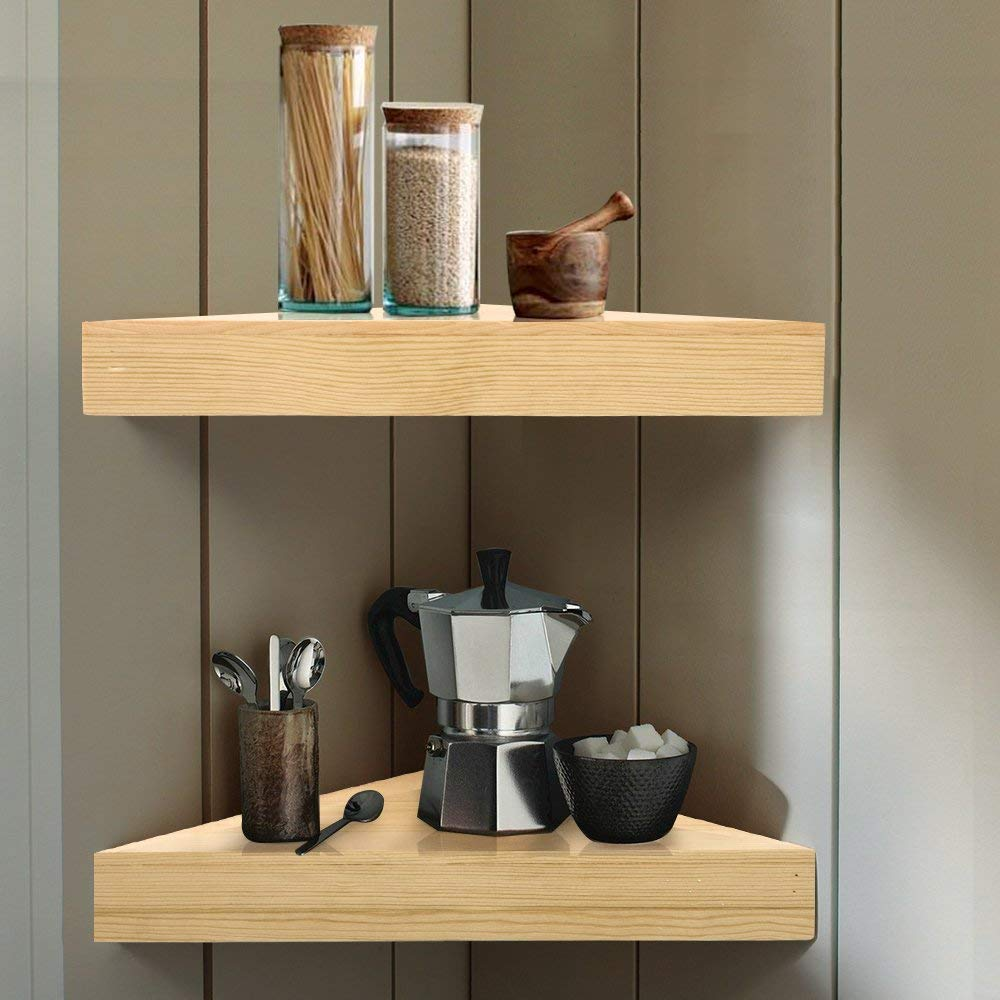 Floating Corner Shelves 1