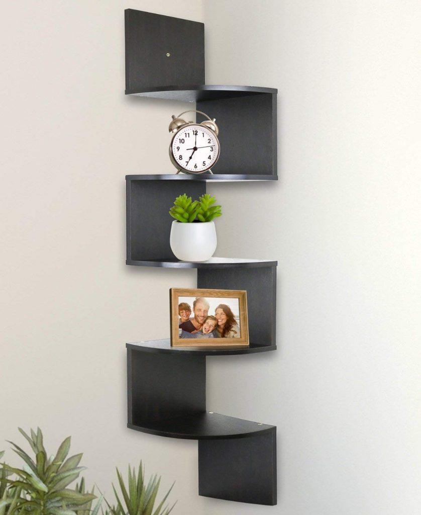 Floating Corner Shelves 2