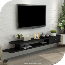 Floating Shelves For TV mini