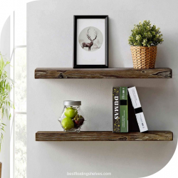 Floating Wood Shelves min
