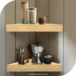 floating corner shelves mini