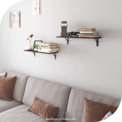 Best Floating Shelves - The Best In Everything About ...